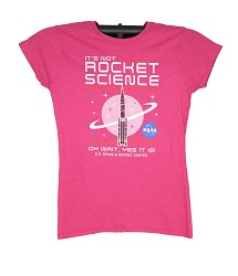 Not Rocket Science Revisited JR Tee