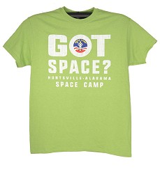 Got Space Adult Tee