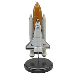 Space Shuttle Full Stack 1/200 Discovery