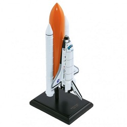 Space Shuttle Full Stack Columbia 1/200