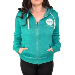 Full Zip Whisper Fleece Ladies