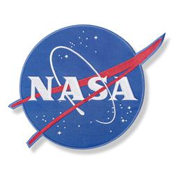 "11"" NASA Vector Logo Patch"