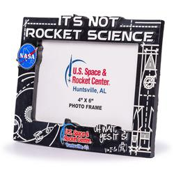 "Rocket Science 4"" x 6"" Photo Frame"