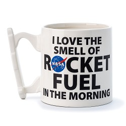 Smell of Rocket Fuel Mug