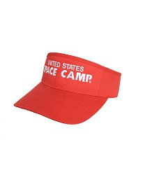United State Space Camp Visor