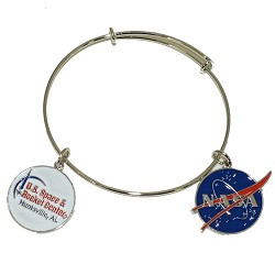 NASA Expandable Wire Bracelet
