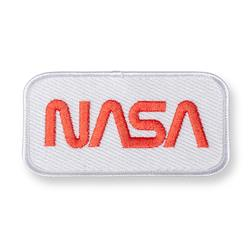 NASA Worm White/Red