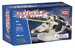 Space Fighter w/Rotating Stand,17006