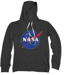 NASA Full Color Logo Adult Hoodie