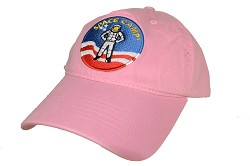 Space Camp w/Astronaut Pigment Washed Cotton Cap
