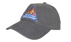 Aviation Challenge Triangle/Shuttle Logo Hat