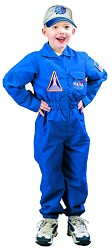 Jr Astronaut Suit
