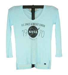 Centered Long Sleeve JRs Tee