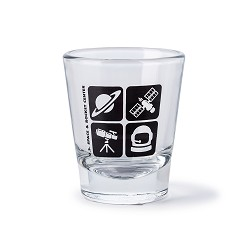 Icon Shot Glass