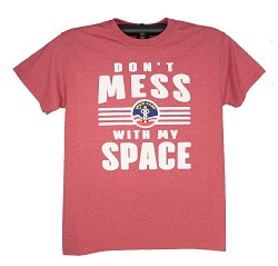 Don't Mess With My Space Tee