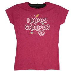Happy Camper Girl JR Tee