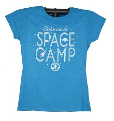Take Me To Space Girl JRs Tee,SPACECAMP,238J