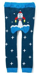 Rocket Ship Leggings INFANT SMALL