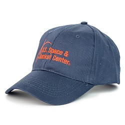 Rocket Center Red Logo Promo Cap