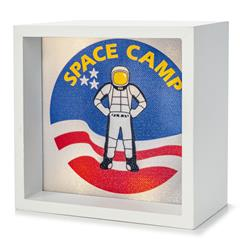 Space Camp Light Box