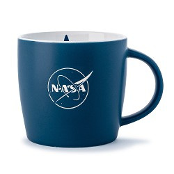 NASA Mug with Shuttle
