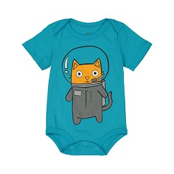 Astro Cat Bodysuit 06M