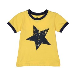Yellow Star Shirt 18M