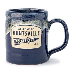 Rocket City Stoneware Mug,ROCKET CITY USA,M1066