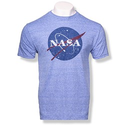 Diluted NASA Meatball T-Shirt