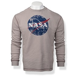 NASA Vector Men's Thermal LS Tee