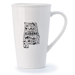 Alabama State Mug,XTH-38041/MS294