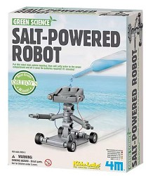 Salt-Powered Robot,3688