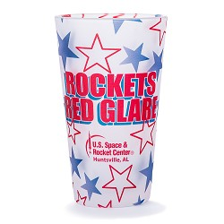 Rockets Red Glare Pub Glass