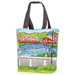 Davidson Center Space Exploration Tote