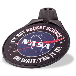 It's Not Rocket Science Smart Stand Mouse Pad