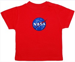 NASA Vector Short Sleeve Tee