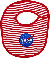 NASA Vector Stripe Bib
