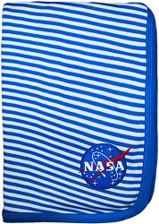 NASA Vector Stripe Blanket