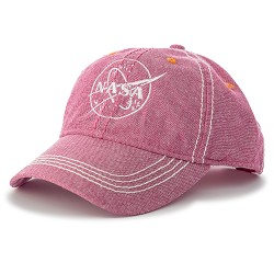 Meatball NASA Ladies Oxford Cap