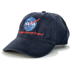 NASA Vector U.S. Space and Rocket Cap