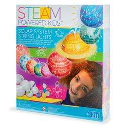 STEAM Solar System String Lights,3825