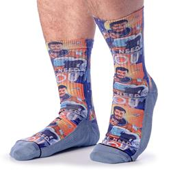 Neil DeGrasse Tyson Socks,4105