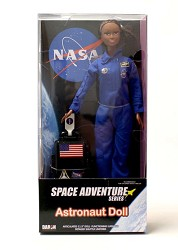 African American NASA Astronaut Doll