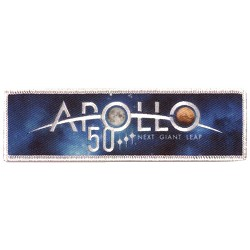 Apollo 50th Anniversary,50TH ANNIVERSARY