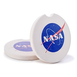 NASA Car Stone Coaster Set
