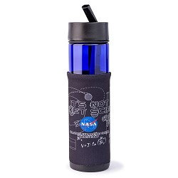 Not Rocket Science Neoprene Water Bottle,NOT ROCKET SCIENCE,DS23803-C1/DNK458