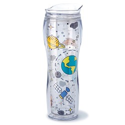 14oz Collage Space Tumbler