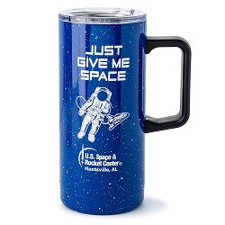 Give Me Space Tall Camper Mug