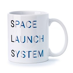 Space Launch System Mug