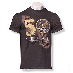 50 Years Apollo T-Shirt,50TH ANNIVERSARY,CPT4001/KSC936